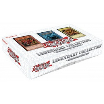 Yu-Gi-Oh! - Legendary Collection I Board Game Edition (DE)(Re-Print)